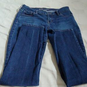 Old Navy Women's skinny jeans size 6 reg